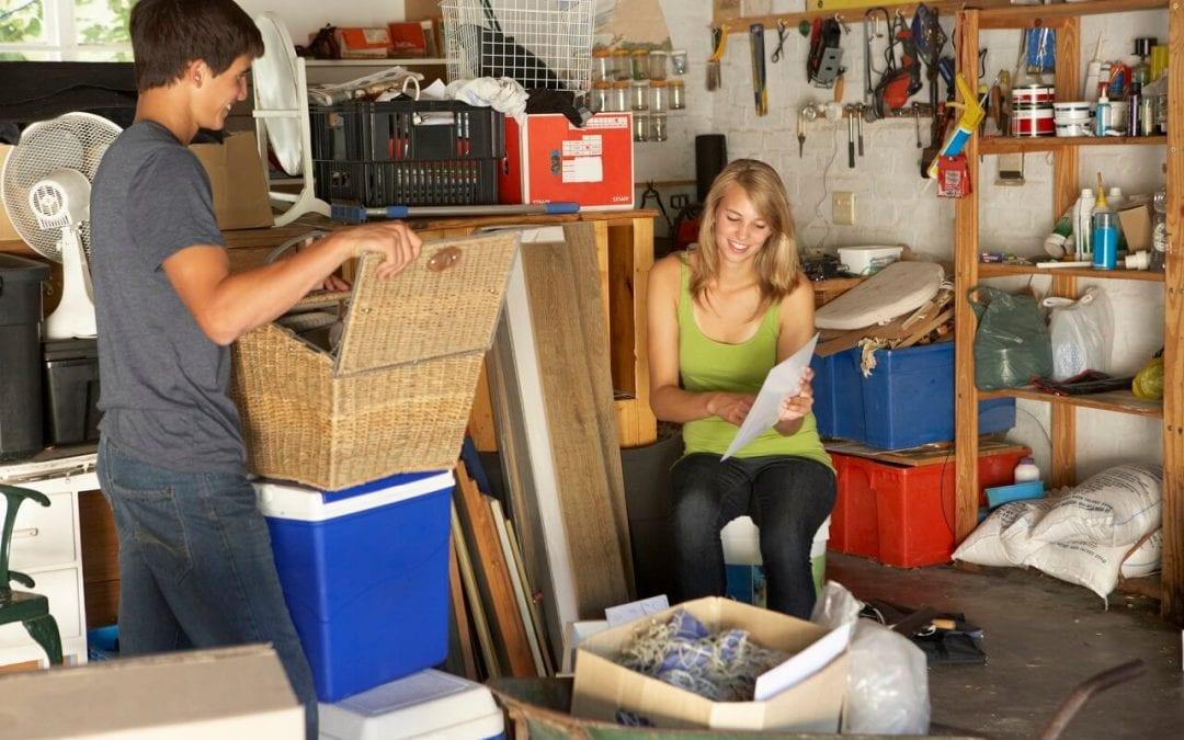 tips for garage organization