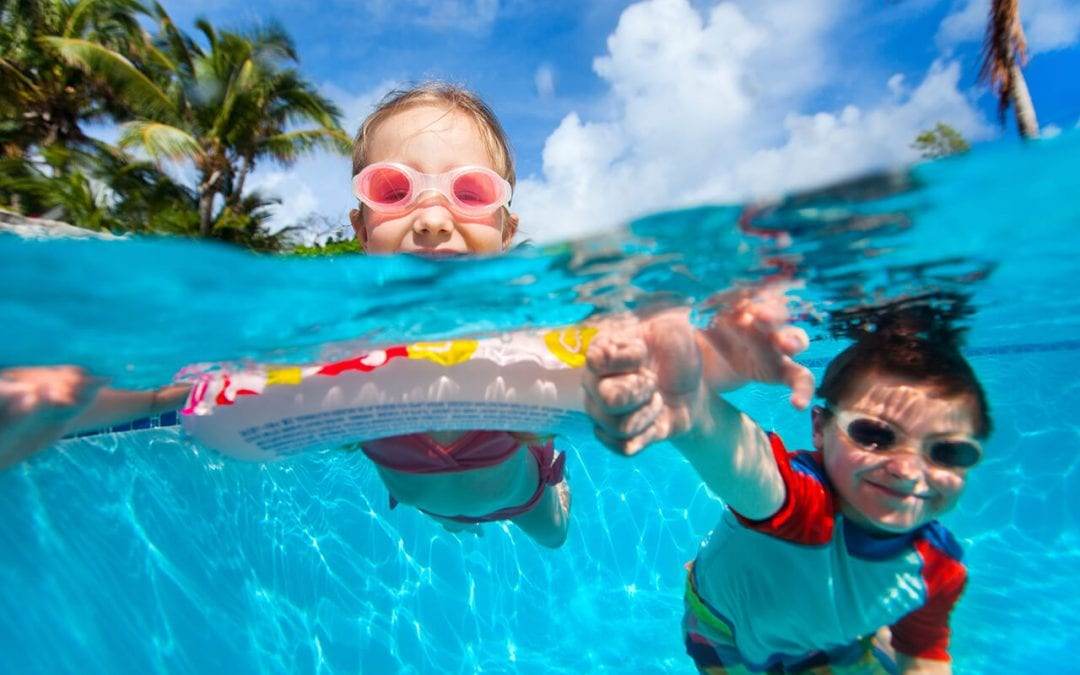 4 Important Swimming Pool Safety Tips