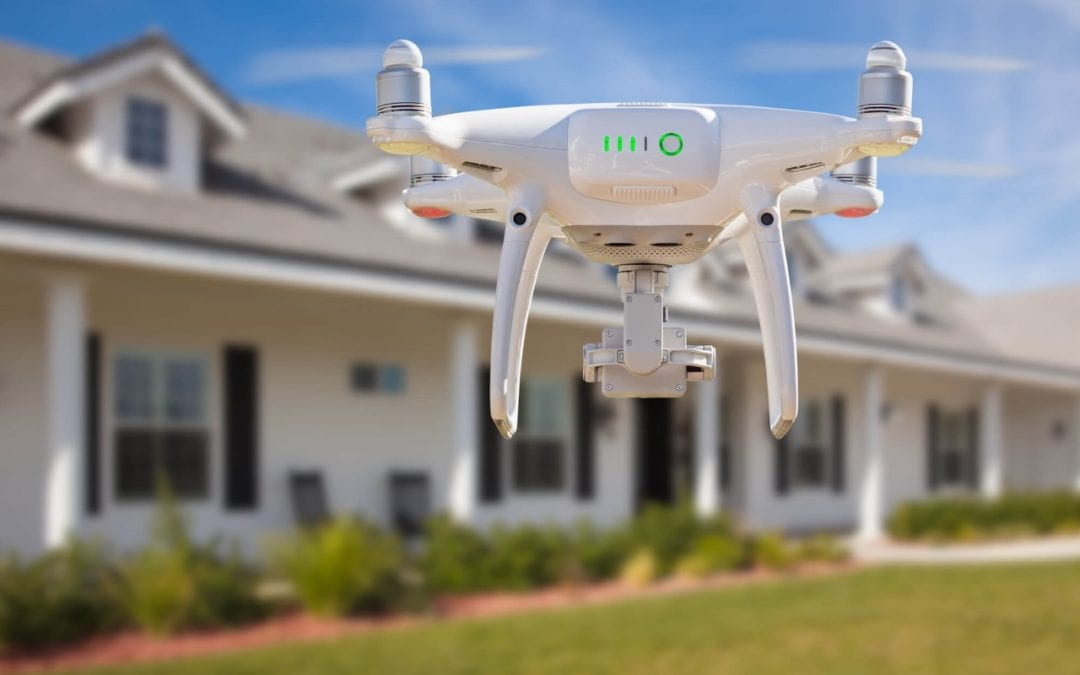 The Benefits of Drones in Home Inspections