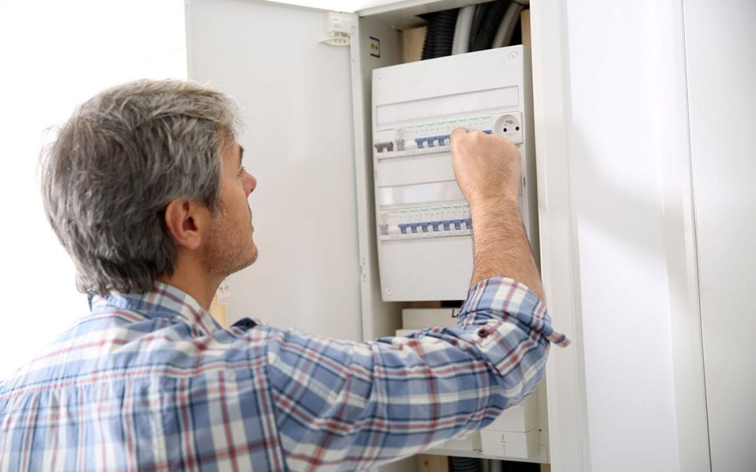 homeowners need to know which breaker powers which circuit