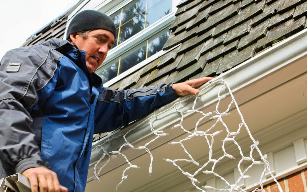 3 Tips for Safely Removing Holiday Decorations