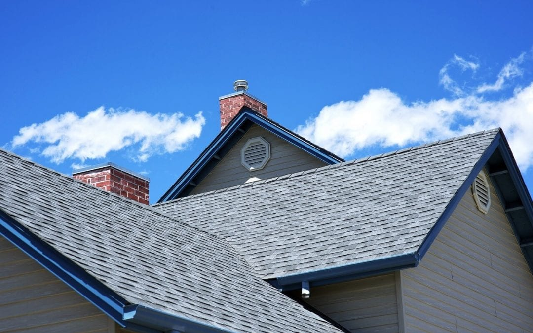 types of roofing materials include asphalt shingles