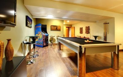 4 Practical Ways to Update Your Basement